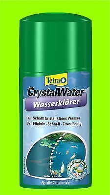 Crystal Water 250 ml Tetra Pond schafft kristallklares Wasser im Teich