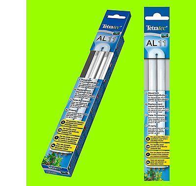 Tetra Leuchtstoffröhre 2 Stück AL11 für Aquarium 20/30L 11W Neonröhre f AquaArt