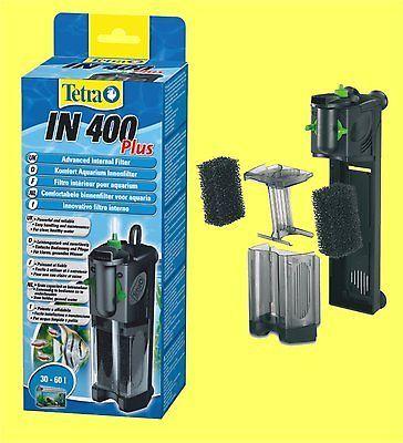 Innenfilter Tetratec IN400 plus für Aquarium 30-60 Liter Tetra Aquariumfilter