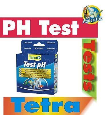 Wassertest Tetra pH Test für Süßwasser