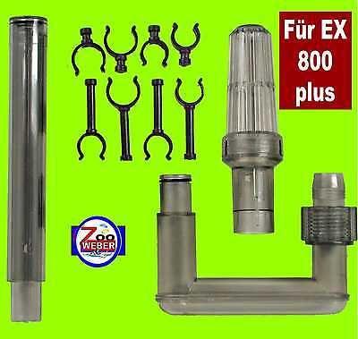 Ersatz Ansaug Set für Tetra Aussenfilter EX 800 PLUS -Tetratec Ersatz Einlaß-Set