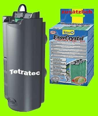Tetra EasyCrystal FilterBox 300 zusätzl. 1 x Filterpack 250/300 A mit Algenstopp