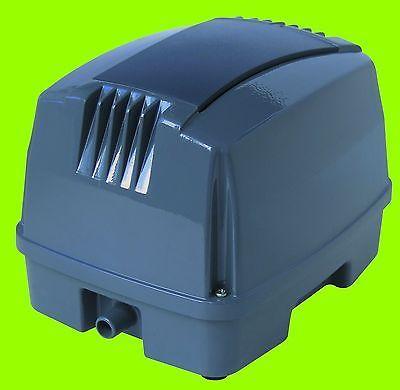 Hailea HAP 120 Membrankompressor Eisfreihalter für den Gartenteich Koi Belüfter