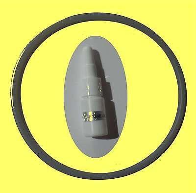 Dichtungsring für Tetra EX 1200 Aussenfilter Dichtring O-Ring mit Siliconöl