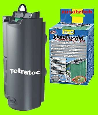 Tetra EasyCrystal FilterBox 250 zusätzl. 1 x Filterpack 250/300 A mit Algenstopp