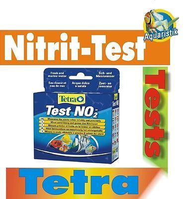 Wassertest Tetra NO2 Test Nitrit Test