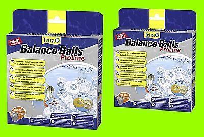 Tetra BalanceBalls 2x880ml 2x100St Filtermaterial entfernt Nitrat f Außenfilter