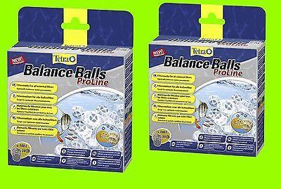 Tetra BalanceBalls 2x440ml 2x50St Filtermaterial entfernt Nitrat f Außenfilter