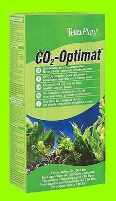 Tetra Co2 Optimat Kohlendioxiddünge System für Becken bis 100 L. frachtfrei