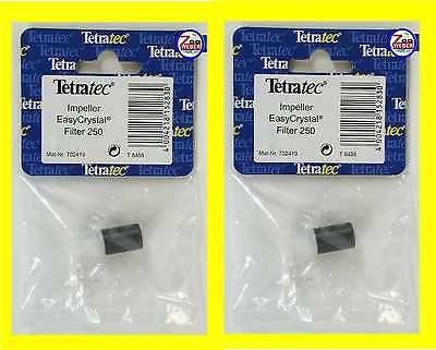 Rotor Impeller Doppelpack Tetra Innenfilter EasyCrystal 250 Filterbox Ersatzteil