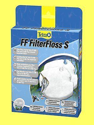 FF FilterFloss S Feinfiltervlies für Tetra EX plus Aquarium Außenfilter 600/800
