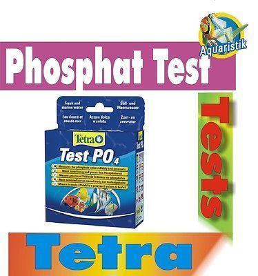 Wassertest Tetra PO4 Test Phosphat Test