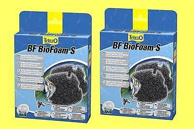 2 Stück BF BioFoam S für Tetra EX plus Außenfilter 600/800 biol. Filterschwamm