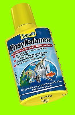 Tetra EasyBalance 250 ml nur noch 2 x im Jahr Wasserwechsel. Die Langzeitpflege