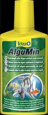 Tetra AlguMin Doppelpack 2x500 ml sichere Algenbekämpfung auf biologische Weise