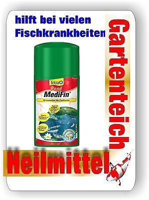 Medifin 250 ml Tetra Pond gegen die meisten Krankheiten im Teich