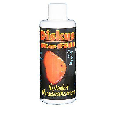 Diskus Refill 500 ml. - macht den Diskus widerstandsfähig Schleimhautschutz