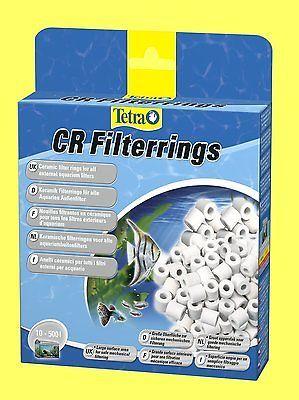 CR Filterrings für alle Tetratec EX und EX plus Außenfilter 500 ml Inhalt