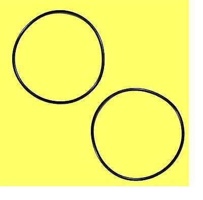 Dichtungsring 2 Stück für Tetra EX PLUS 800 Aussenfilte O-Ring für Filterkopf
