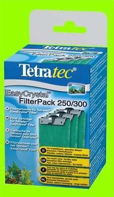 EasyCrystal 250/300 FilterPack 3 Filterkartuschen für Innenfilter Tetratec Tetra